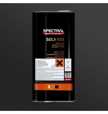 Akrpüültoodete vedeldaja SOLV855 STANDART 5L
