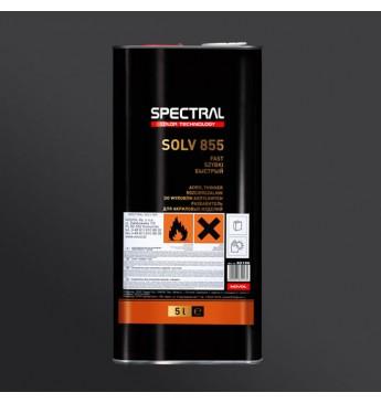 Akrpüültoodete vedeldaja SOLV855 FAST 5L