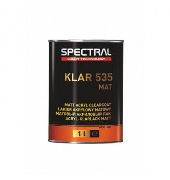 Akrüüllakk Spectral 535 MAT  SR 2:1 1L