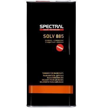 Spectral SOLV885 Baasvärvide lahusti 5L STANDART