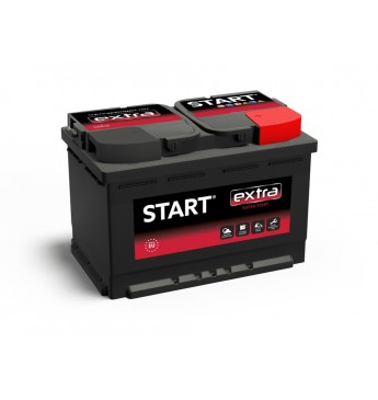 Aku START 12V/80Ah 740A Dynamic