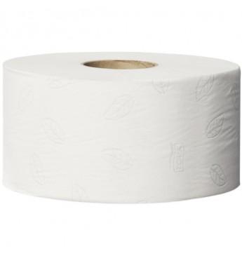 WC popierius Advanced T2 baltas, 2 sl., 1214 lapelių
