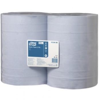 Tork Universal 320 Puhastuspaber, W1, 2 kihti. Sinine (2 tk.)