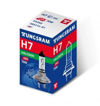 Pirn H7, 24V, 70W, PX26d