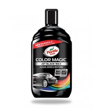 Turtle Wax Color Magic Plus - Jet Black - 500ml