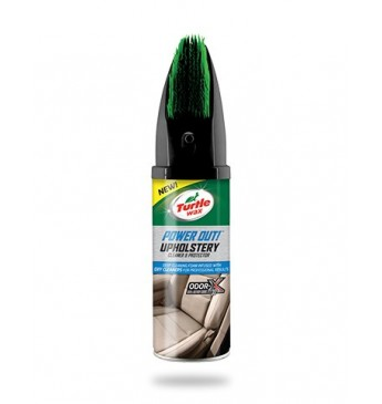 Turtle Wax Power Out Upholstery Cleaner & Protector 400ml