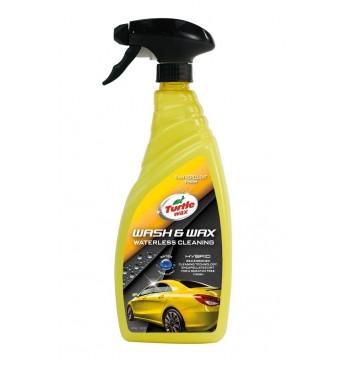 Turtle Wax Wash & Wax Waterless Cleaning 750ml