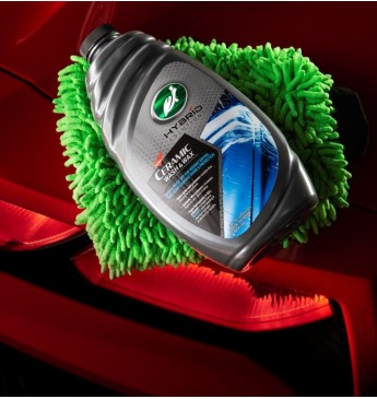 Turtle Wax Hybrid Solutions 53340 Ceramic Wash & Wax Cleaning 1.4Lml