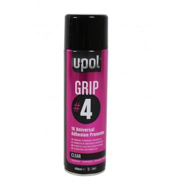 GRIP#4 - Nakkuvuse parandaja