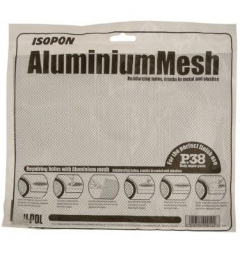 Alumiiniumvõrk 25x20cm