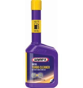 Diesel Turbo Cleaner WYNN'S  325 ml