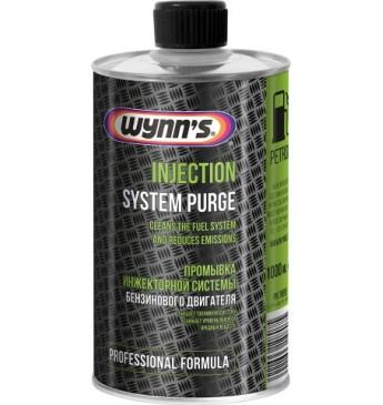 Injection system purge WYNN'S PRO 1 l